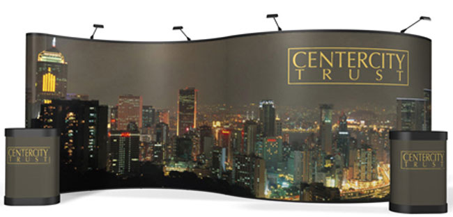 20ft-serpentine-mural-trade-show-display