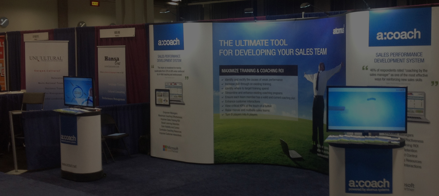 20 Foot Trade Show Displays