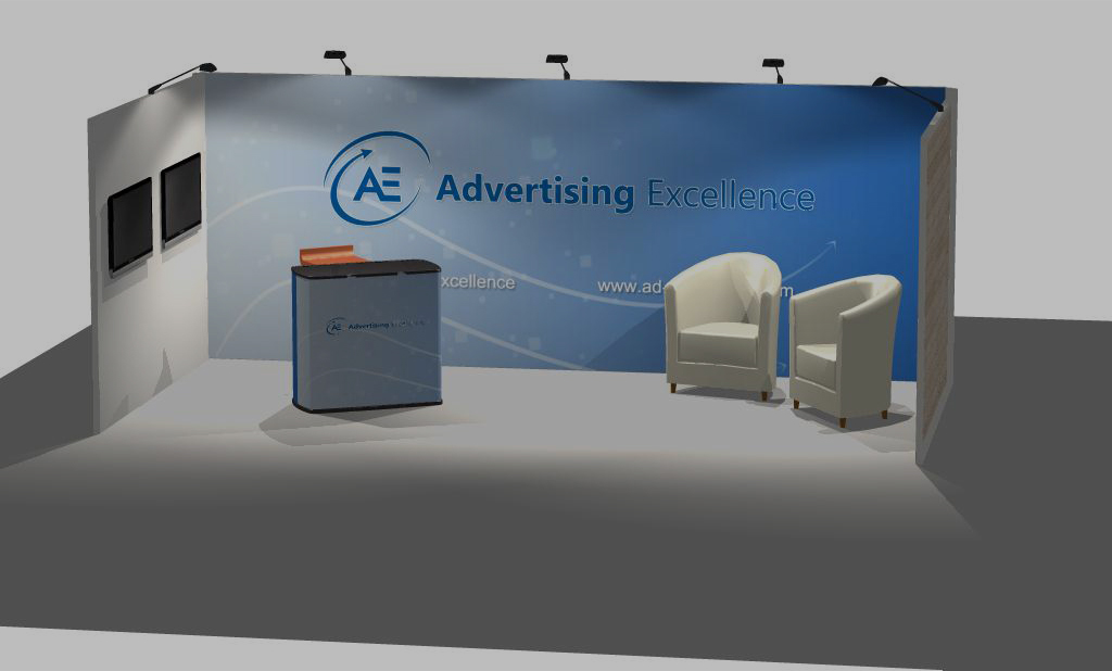 Custom Exhibit Booths